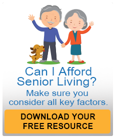 Can I Afford Senior Living?