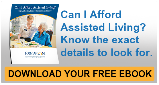 can i afford assisted living