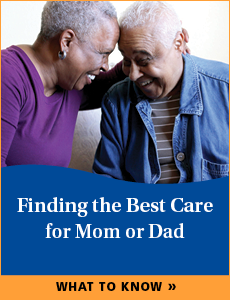How to Ensure Your Parent Gets the Best Senior Care | Eskaton