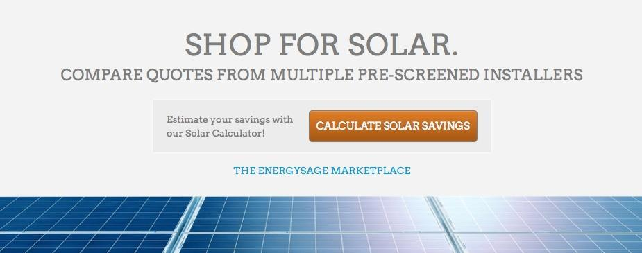 Compare Multiple Solar Quotes