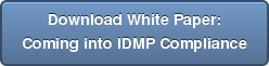 Download White Paper: Coming into IDMP Compliance