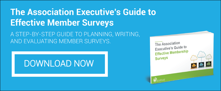 Association Executives Guide to Effective Member Surveys
