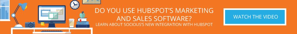 Learn About Socious's New Integration With HubSpot