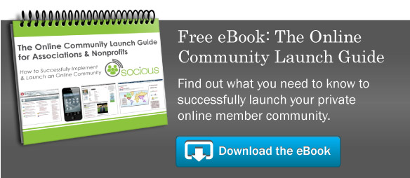 Try Socious Online Customer Community Software