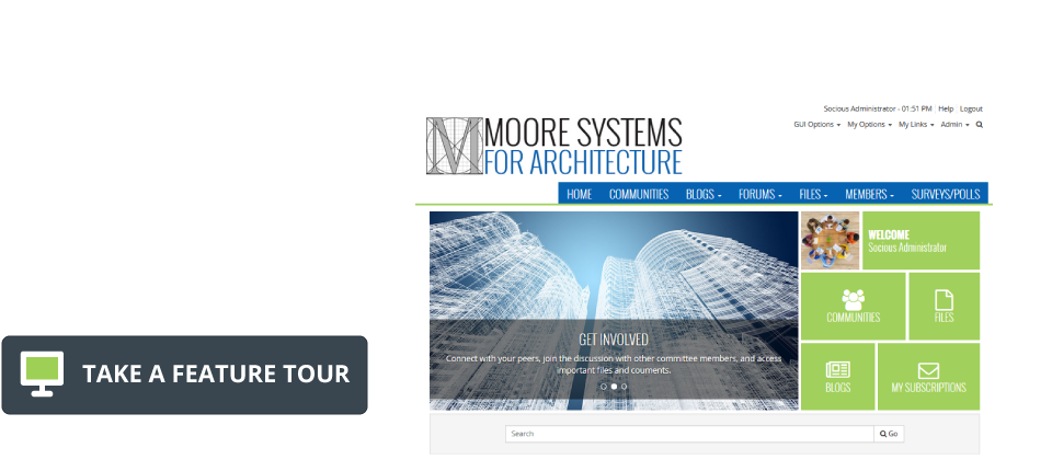Customer community software & services built for businesses, user groups, & associations.