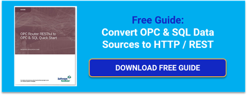 Click to Request Free OPC Router Guide