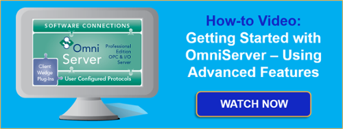 Watch Now - OmniServer Protocol How-To Video