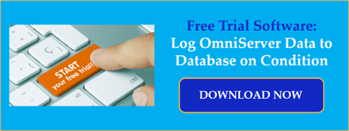 Log Process Data from Non-Standard Devices to DB w/ Free Trial