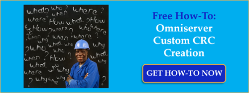 Get Free OmniServer CRC How-to
