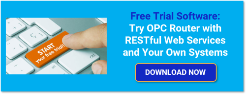 Click to Download OPC Router Free Trial