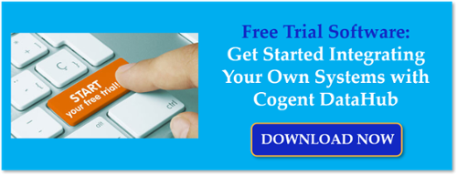 Bring Together Your Different Systems with Cogent DataHub Free Trial