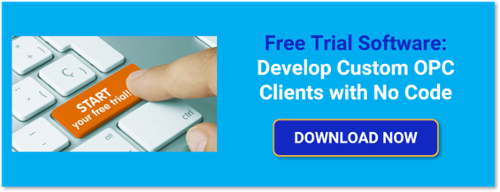 Download OPC Data Client Free Trial