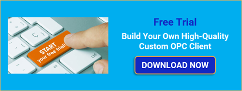 Click to Download OPC Data Client Free Trial