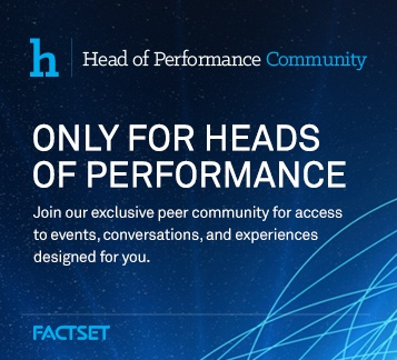 Join our Heads of Performance Community