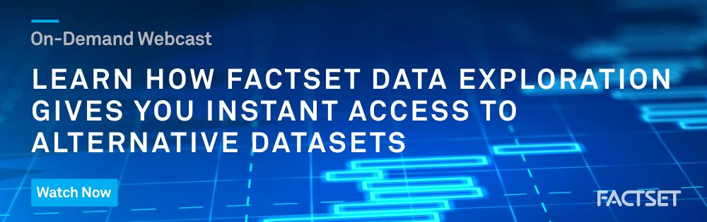 Data Exploration Webcast