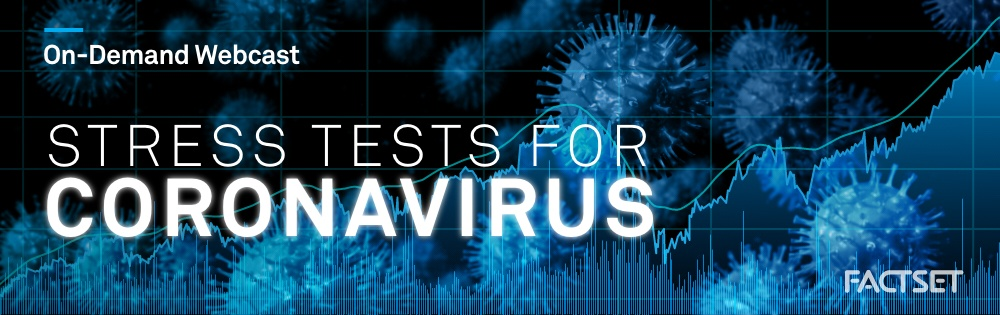 stress tests for coronavirus