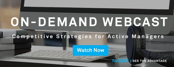 competitive strategies for active managers webcast
