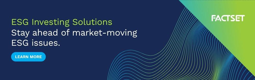 ESG Investing Solutions