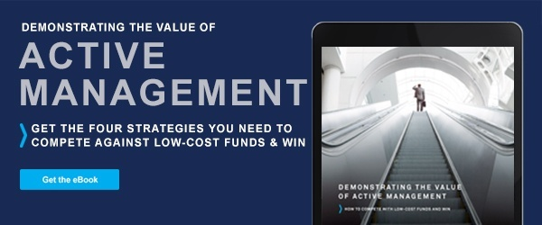 demonstrating the value of active management ebook