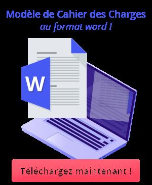 Téléchargez notre modèle de cahier des charges ERP, au format word.
