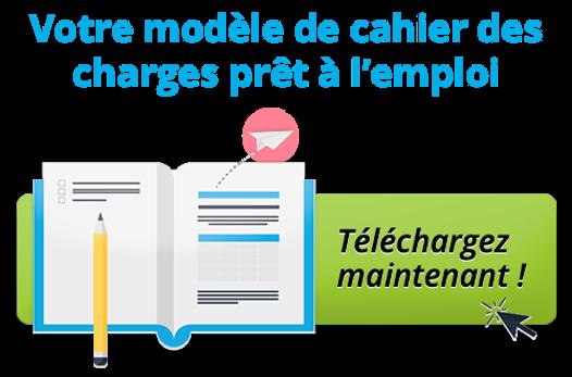 Téléchargez votre modèle de cahier des charges ERP