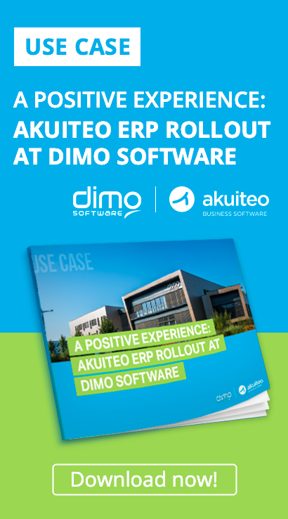 Download our case study DIMO SOFTWARE, editor and integrator of softwares dedicated to management.