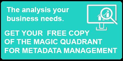 Magic Quadrant for Metadata Management Solutions