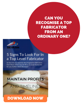 Download the 5 Signs To Look For In a Top Level Fabricator