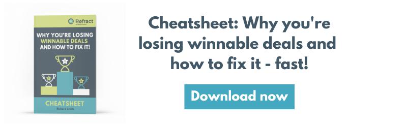 Download your cheatsheet