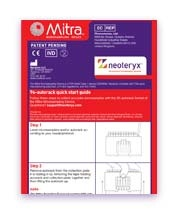 mitra 96 autorack instructions for use