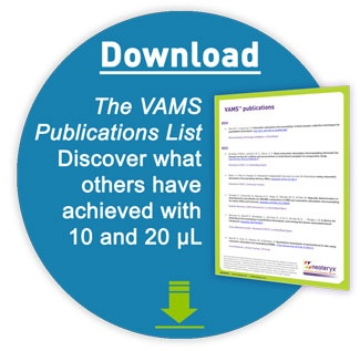Click to download a pdf of our publications list and see VAMS technology in actions and its various successful applications