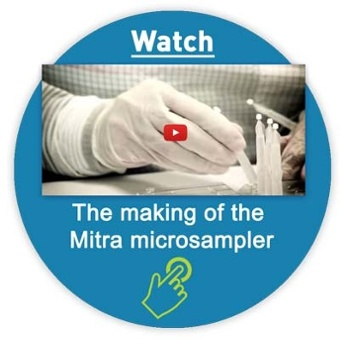 The making of the Mitra microsampler next generation capillary blood collection device