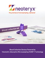 Click to download our latest brochure of blood sampling devices.  Discover how micro sampling is changing the way scientific research is done.