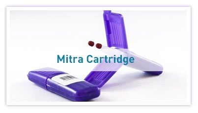 link to mitra cartridge capillary blood collection device