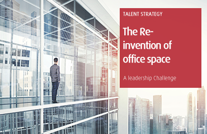 The Reinvention of Office Space