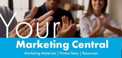 Access Marketing Central Here - Marketing Materials, Training, and Resources
