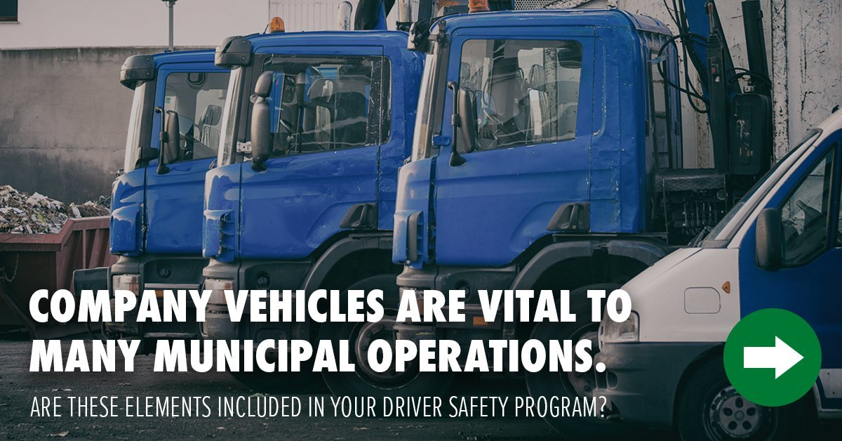 5 Resources for Municipal Driver Safety