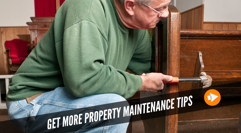 Get more property maintenance tips