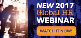global HR webinar