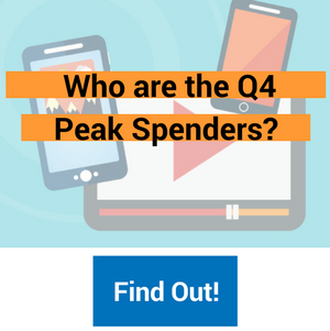 Who are the Q4 Peak Spenders?