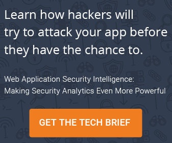 Web App Security Intelligence: Making Security Analytics Even More Powerful - Get the Tech Brief
