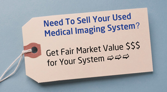 Selling Your Medical Imaging Equipment