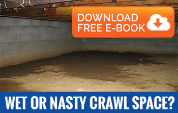 Wet, Nasty and Smelly Crawl Space Problem EBook