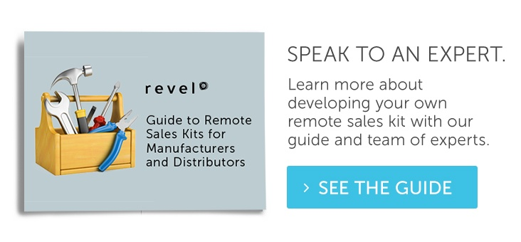 Guide to Remote Sales Kits for Manufacturers and Distributors