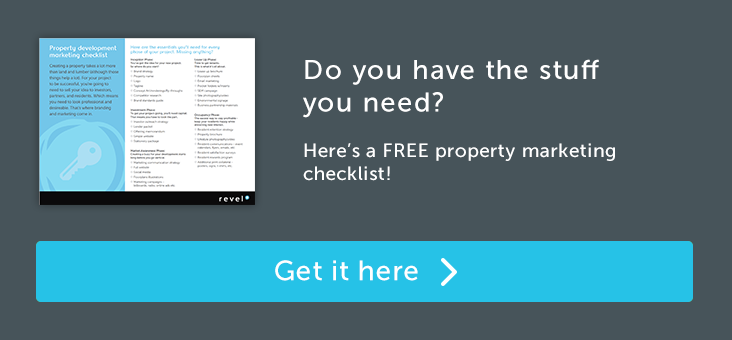 Get the Property Development Checklist!
