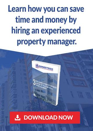 Learn how you can save time and money by hiring an experienced property manager.