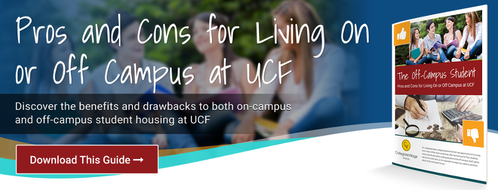 pros-and-cons-for-living-on-or-off-campus-at-ucf