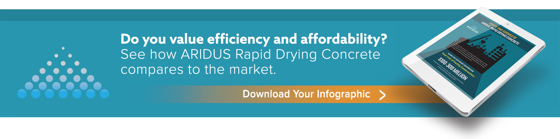 ARIDUS Rapid-Drying Concrete | Speed To Revenue