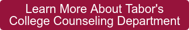 Learn More About Tabor's College Counseling Department