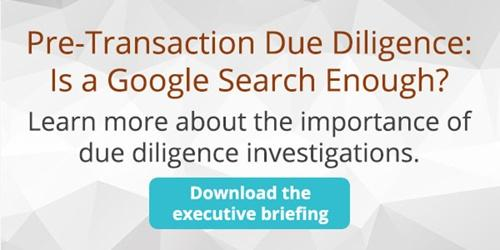 due diligence campaign